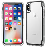 Griffin Survivor Clear iPhone X Australia stock
