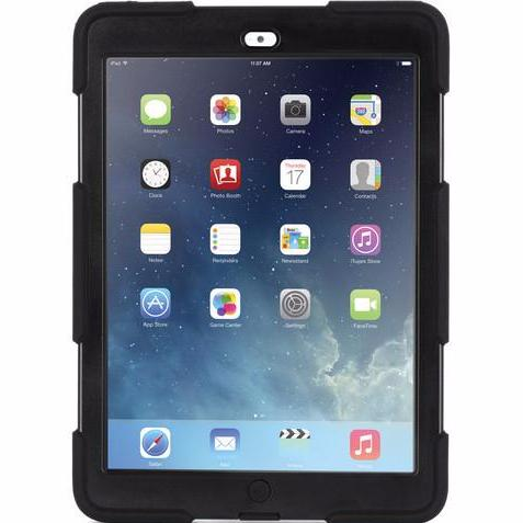 Place to get and buy Griffin Survivor All-Terrain Case for iPad mini 4 - Black. Australia wide free express shipping only from authorized distributor Syntricate.