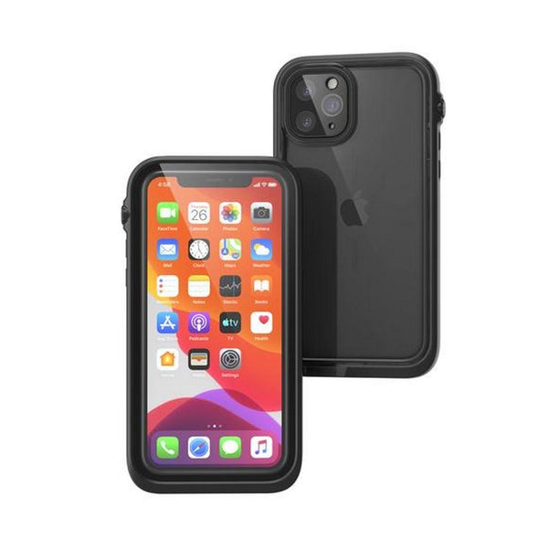 "Shop Australia stock Catalyst Waterproof Case For iPhone 11 Pro Max (6.5"") - Stealth Black with free shipping online. Shop Catalyst collections with afterpay"