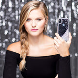 shop stylish silver glitter case for iPhone XR. Shop online with afterpay, the biggest online store for iPhone XR