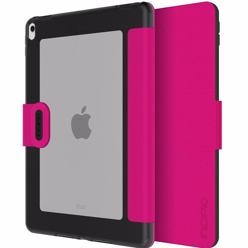 Where place to buy genuine and original Incipio Clarion Shock Absorbing Translucent Folio Case For Ipad Pro 10.5 (2017)- Pink. Free express shipping australia wide from official trusted online store and authorized distributor Syntricate. Australia Stock