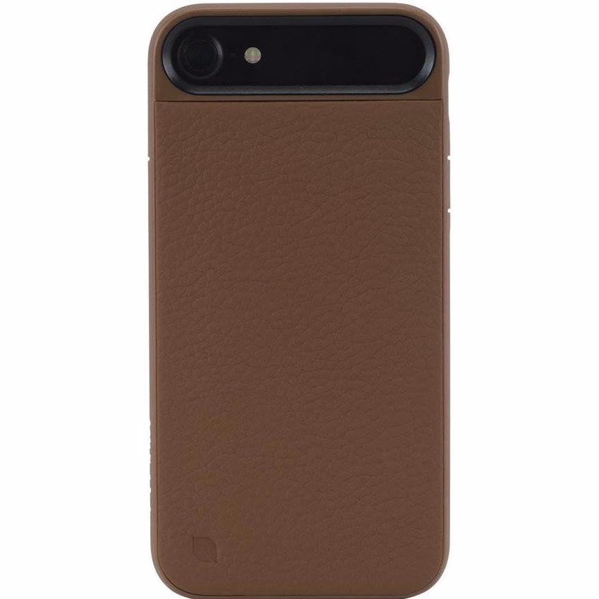 genuine Incase Icon II Pebbled Leather TENSAERLITE Case for iPhone 8/iPhone 7 - Brown colour. Free express shipping Australia wide only on Syntricate. Australia Stock