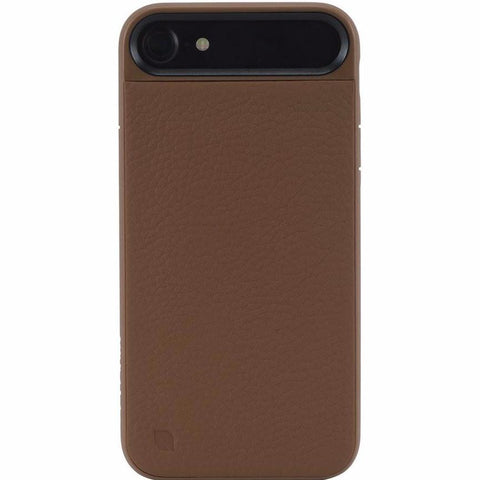 genuine Incase Icon II Pebbled Leather TENSAERLITE Case for iPhone 8/iPhone 7 - Brown colour. Free express shipping Australia wide only on Syntricate.
