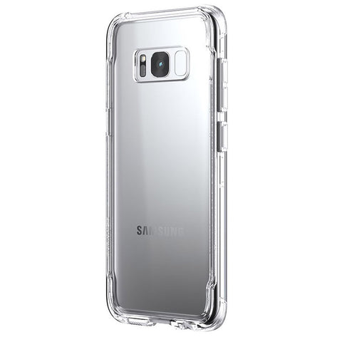 GRIFFIN SURVIVOR CLEAR ULTRA SLIM CASE FOR GALAXY S8 - CLEAR