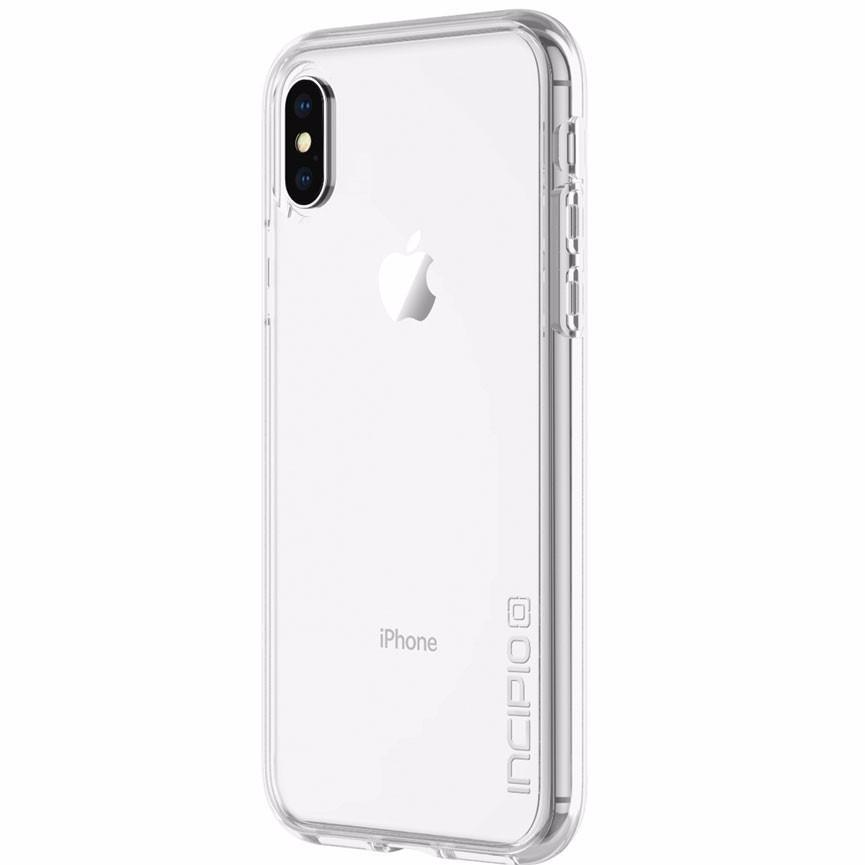 iPhone XS & iPhone X incipio octane bumper white clear case australia Australia Stock