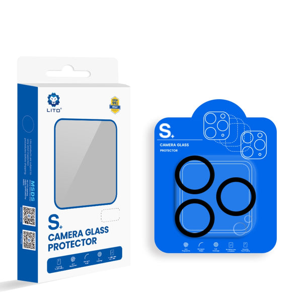 The new camera lens screen protector from LITO comes with good technology to protect your iphone pro max with free shipping Australia wide.