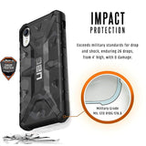 impact protection information of camo grey case for iphone xr