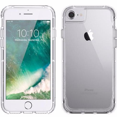 Where place to shop and buy genuine see through transparent Griffin Survivor Clear Case for iPhone 8/7/6S - Clear from trusted online store Syntricate. Free express shipping Australia wide from Authorized distributor.