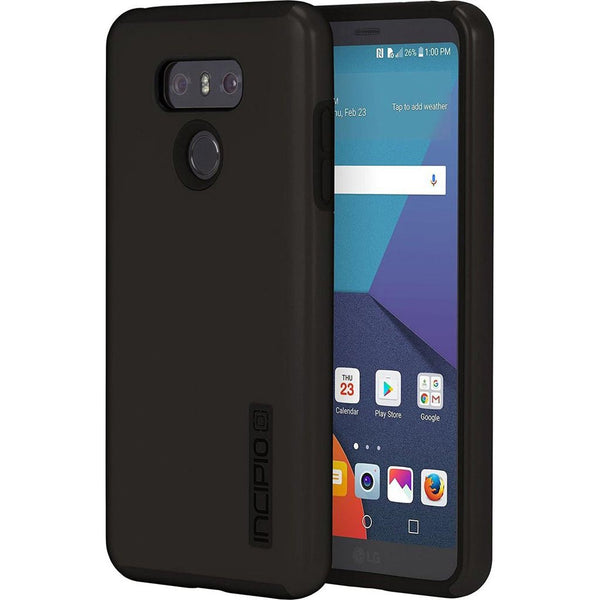 Shop Australia stock INCIPIO DUALPRO DUAL LAYER PROTECTIVE CASE FOR LG G6 - BLACK with free shipping online. Shop Incipio collections with afterpay