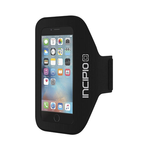 Incipio PERFORMANCE Slim Armband for iPhone 8/7/6s/6- Black