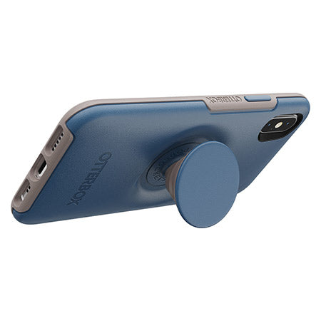 Shop Australia stock OTTERBOX OTTER + POP SYMMETRY CASE FOR IPHONE X/XS - GO TO BLUE with free shipping online. Shop OtterBox collections with afterpay Australia Stock