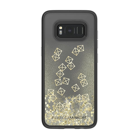 Shop Australia stock REBECCA MINKOFF GLITTER FALL CASE FOR GALAXY S8 - GOLD STUDS with free shipping online. Shop Rebecca Minkoff collections with afterpay