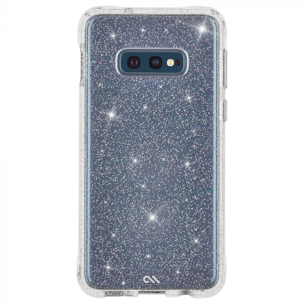 1 piece design case from casemate with glitter clear design with australia free shipping