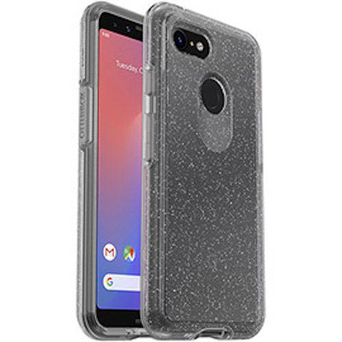 Place to buy SYMMETRY CLEAR SLIM CASE FOR GOOGLE PIXEL 3 - STARDUST from OTTERBOX  online in Australia free shipping & afterpay.