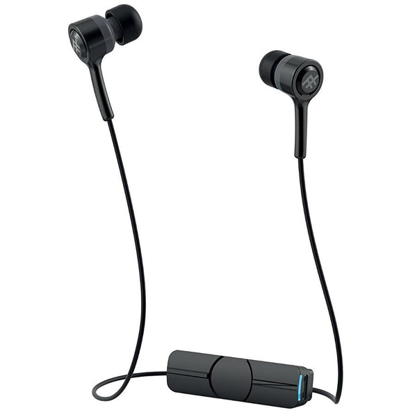 Zagg Ifrogz Coda Bluetooth Wireless Earbuds Black Color for Smartphone