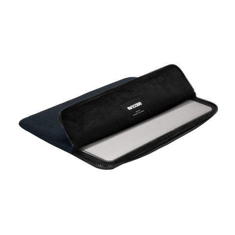 new sleeves for macbook pro 13 inch. navy color. buy online at syntricate with free shipping australia wide