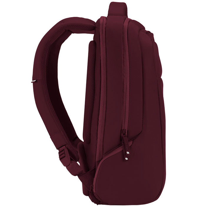the best online store to order incase icon slim backpack bag for macbook deep red tab, ipad, tablet, notebook, laptop, netbook Australia Stock