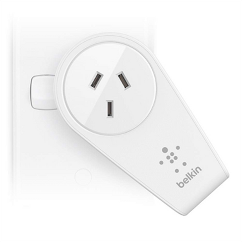 Belkin BOOST UP 2-Port USB Swivel Charger + AC Outlet (12 W/2.4 amps)