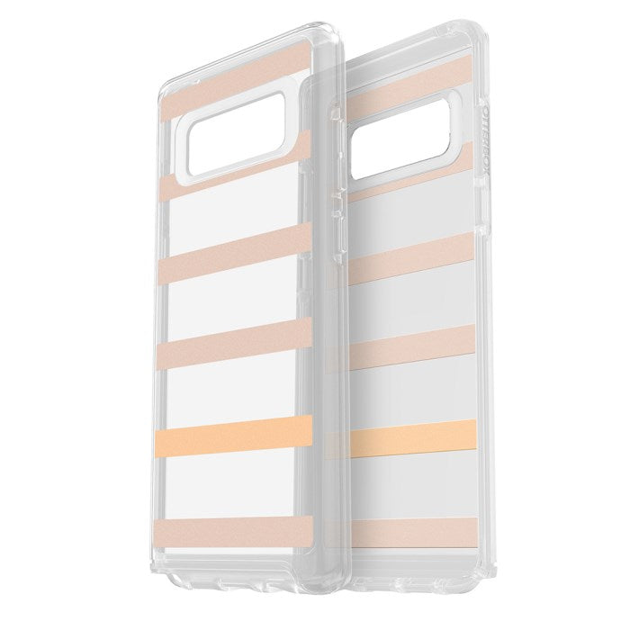 buy otterbox symmetry clear graphics slim case for galaxy note 8 inside the lines australia Australia Stock