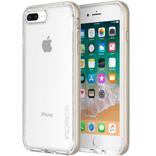 Trusted and official online store to shop and buy Incipio Octane Lux Metallic Bumpers Case For Iphone 8 Plus/7 Plus - Champagne. Free express shipping Australia wide from Authorized distributor with best deals and price.