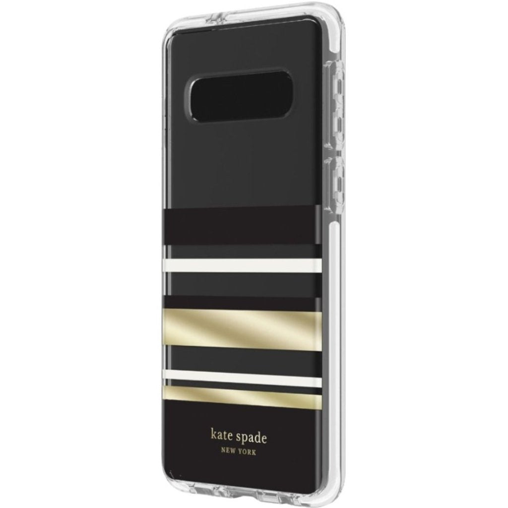 purchase cheap 3d0cd 27026 Galaxy S10 Plus (6.4-inch) Hardshell Clear Case From Kate Spade New York