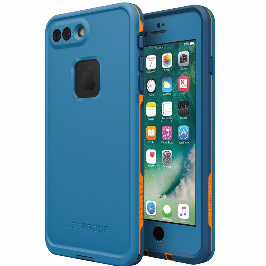 The one and only official online store to shop and buy genuine Lifeproof fre Waterproof Case Blue Color for iPhone 7+ Plus. Australia wide free express shipping only at Syntricate. Australia Stock