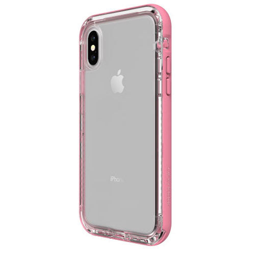 back side of lifeproof next case pink clear for iphone xs iphone x Australia Stock