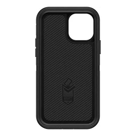 "Get the latest iPhone 12 Mini (5.4"") OTTERBOX Defender Series Screenless Rugged Case - Black with free shipping Australia wide."