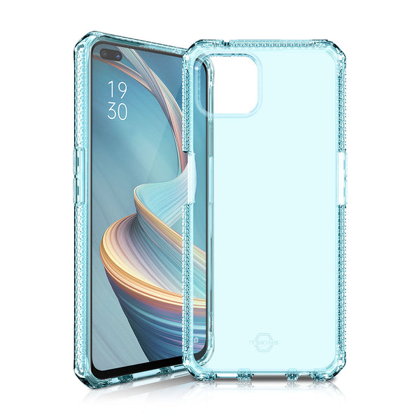 Oppo Reno4 Z 5G slim clear case with high quality material and drop protection certified from itskins the authentic accessories with afterpay & Free express shipping.