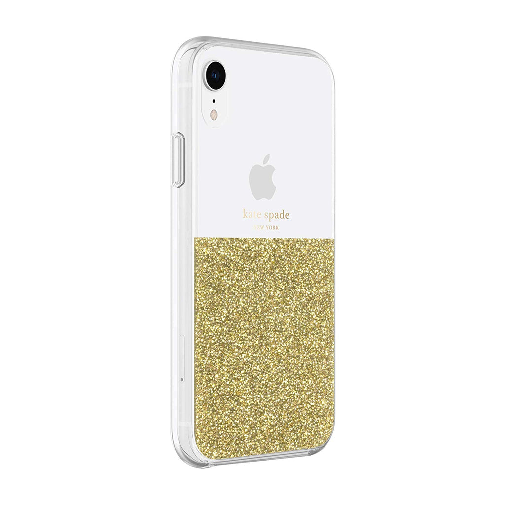 Shop Australia stock KATE SPADE NEW YORK HALF CLEAR CRYSTAL CASE FOR IPHONE XR - GOLD with free shipping online. Shop Kate Spade New York collections with afterpay Australia Stock