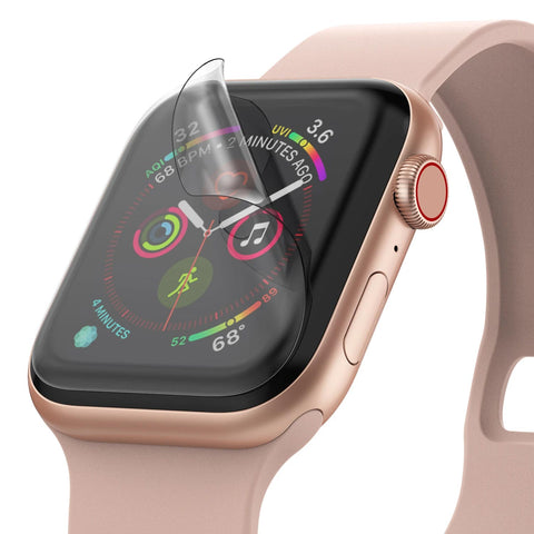 place to buy online apple watch Series SE/6/5/4 44mm clear protective tempered glass