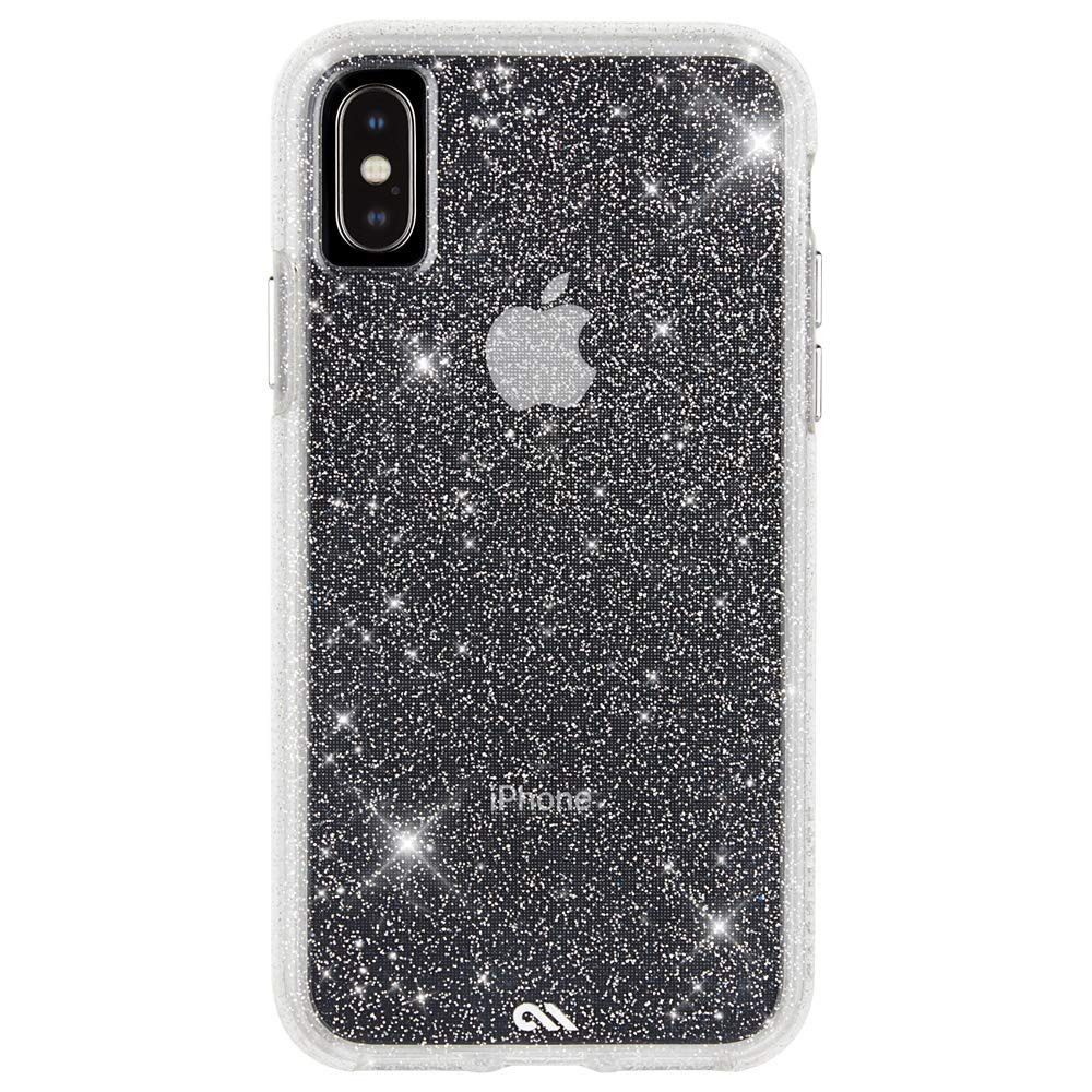 Get the latest stock SHEER CRYSTAL PROTECTIVE CASE FOR IPHONE XS MAX - CLEAR From CASEMATE free shipping & afterpay. Australia Stock