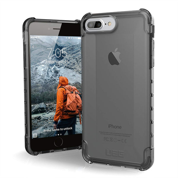 iphone 7 plus iphone 8+ clear outdoor case from uag australia