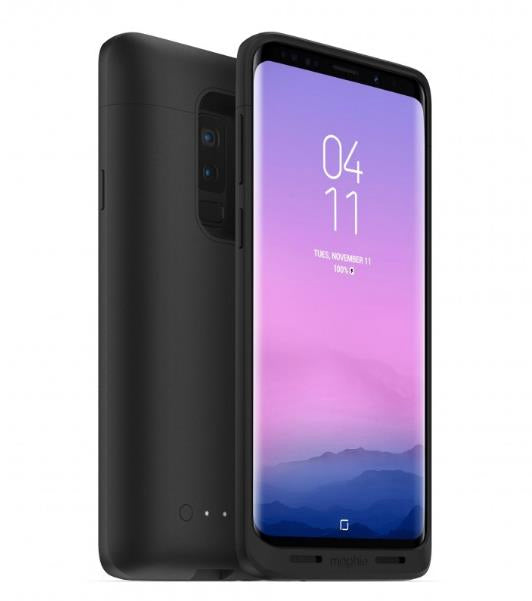 Shop Australia stock MOPHIE JUICE PACK 2070MAH WIRELESS BATTERY CASE FOR GALAXY S9+ PLUS - BLACK with free shipping online. Shop Mophie collections with afterpay