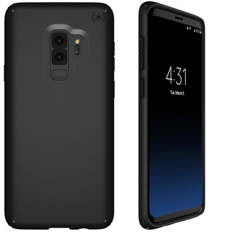 quality design 7c9e2 15503 SPECK PRESIDIO IMPACTIUM CASE FOR GALAXY S9+ PLUS - BLACK