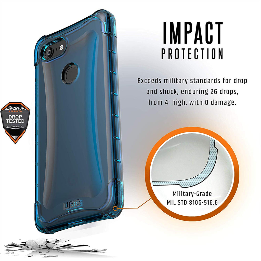 Shop Australia stock UAG PLYO FEATHER-LIGHT RUGGED CASE FOR GOOGLE PIXEL 3 XL - GLACIER with free shipping online. Shop UAG collections with afterpay Australia Stock