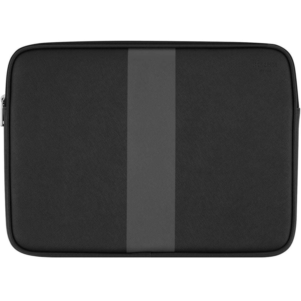 Shop Australia stock JACK SPADE NEW YORK RACING STRIPE SLEEVE FOR MACBOOK 13 INCH - BLACK/MAGNET STRIPE with free shipping online. Shop Jack Spade New York collections with afterpay Australia Stock