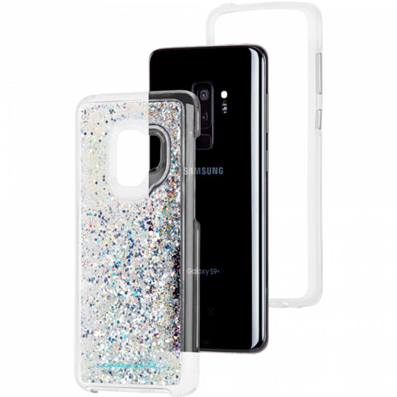 best place to buy Casemate Waterfall Sparkle Glitter Case Samsung Galaxy S9 Iridescent at australia Australia Stock