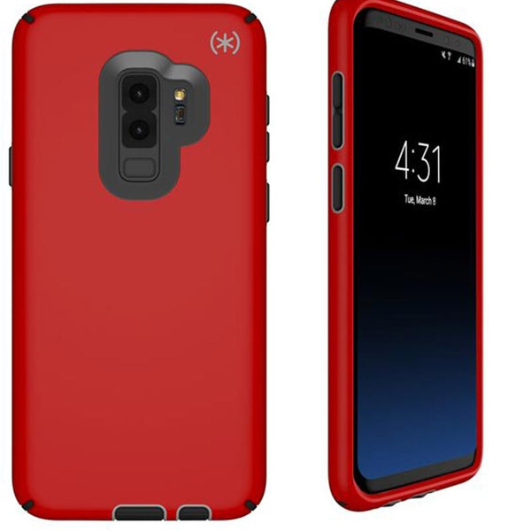 Shop Australia stock SPECK PRESIDIO SPORT IMPACTIUM CASE FOR GALAXY S9+ PLUS - HEARTRATE RED/BLACK with free shipping online. Shop Speck collections with afterpay