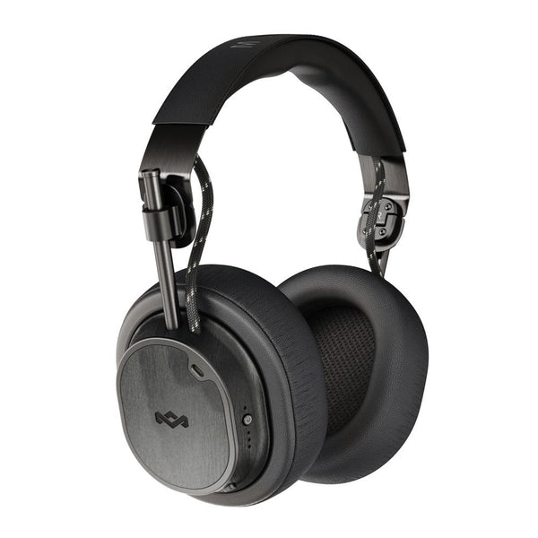 bluetooth portable headphone from house of marley. buy online at syntricate and get free shipping