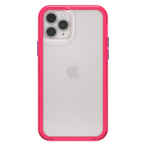 rugged pink slim case for iphone 11 pro from lifeproof