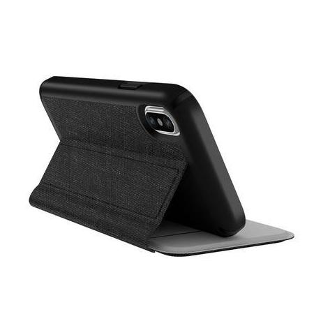 Shop Australia stock SPECK PRESIDIO CARD FOLIO CASE FOR IPHONE XS/X - BLACK/GREY with free shipping online. Shop Speck collections with afterpay