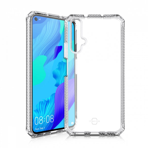 Shop Australia stock ITSKINS SPECTRUM CLEAR Impacthane Case For Huawei Nova 5Tufeffufeffufeffufeff - Transparent with free shipping online. Shop Itskins collections with afterpay