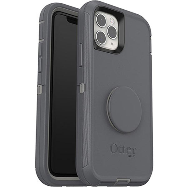 "Shop Australia stock Otterbox Otter + Pop Defender Screenless Case For iPhone 11 Pro Max (6.5"") - Howler with free shipping online. Shop OtterBox collections with afterpay"