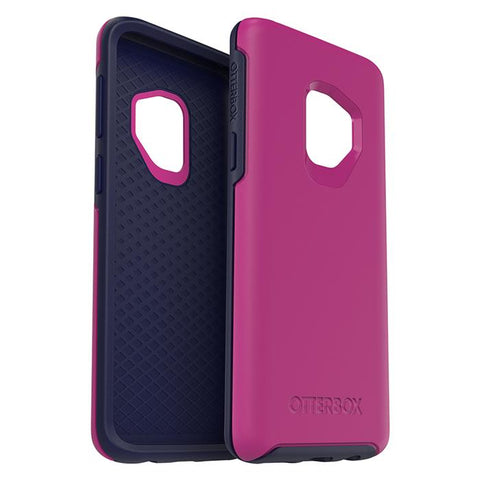 OTTERBOX SYMMETRY SLEEK STYLISH CASE FOR GALAXY S9 - MIX BERRY JAM