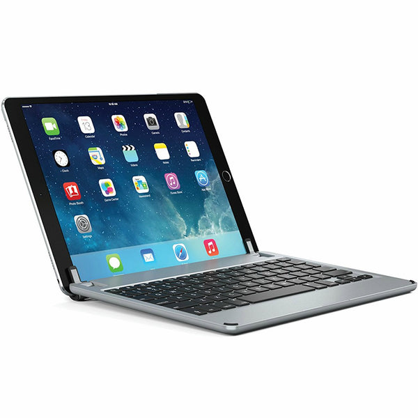 The official and trusted online store for best deals and price to shop and buy genuine Brydge 10.5 Bluetooth Keyboard For Ipad Air 10.5 Inch (2019)/Ipad Pro 10.5 - Space Grey. Free express shipping Australia wide only on Syntricate.