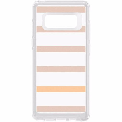 OTTERBOX SYMMETRY CLEAR GRAPHICS SLIM CASE FOR GALAXY NOTE 8 - INSIDE THE LINES