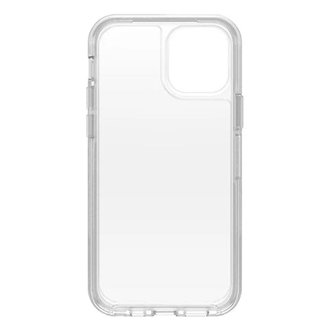 "Shop off your new iPhone 12 Mini (5.4"") OTTERBOX Symmetry Slim Case - Clear with free shipping Australia wide."