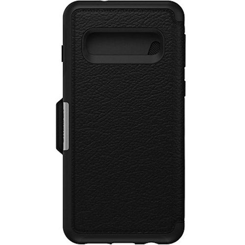 Shop Australia stock OTTERBOX STRADA LEATHER FOLIO CASE FOR GALAXY S10 PLUS (6.4-INCH) - BLACK with free shipping online. Shop OtterBox collections with afterpay Australia Stock