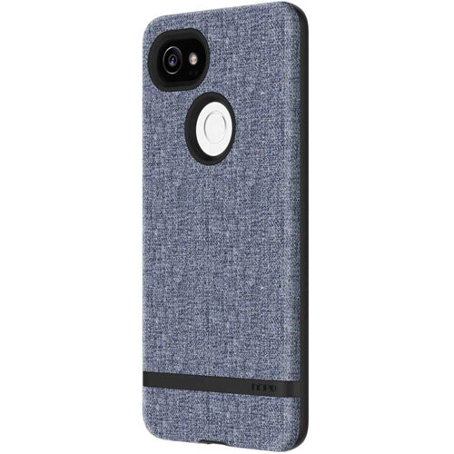 INCIPIO CARNABY ESQUIRE SLEEK CASE FOR GOOGLE PIXEL 2 XL - BLUE Australia Stock